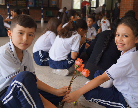 Catedra Colegio Santa Clara Medellin