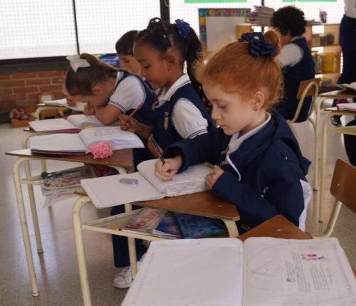 Clases Colegio Medellin
